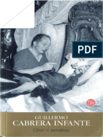 33746126 Cabrera Infante Guillermo Cine o Sardina