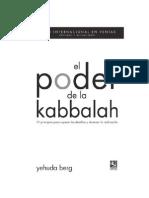 El Poder de La Kabbalah-1