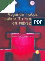 Algunas Notas sobre la tortura en México