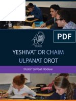 Bnei Akiva Schools Student Support