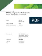 Manual completo Turbosonik Español