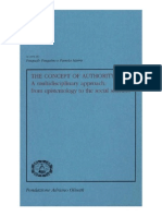 Pasquale Pasquino Pamela Harris the Concept of Authority
