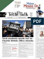 Tech Talk 1.23.15