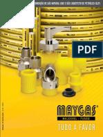 Manual de Instalação - Maygas
