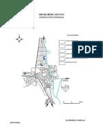 Harta Tecuciului+zone functionale