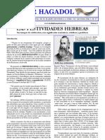 Shofar-Hagadol 1-Las Festividades Hebreas