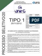 PROVA UNIRG 2013.1.pdf