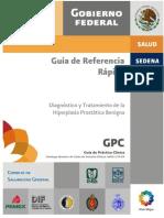Hiprplasia Prostática Benigna - GPC.pdf