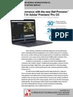 New Dell Precision M3800 mobile workstation vs. Apple MacBook Pro with Retina display