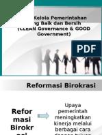 Tata Kelola Pemerintahan