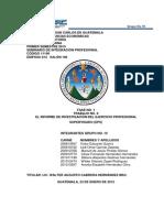 Trabajo 6 Informe de Investigacion Eps