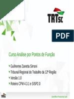Curso APF TRT12