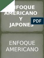 Enfoque Americano Japones