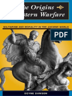 TheOriginsOfWesternWarfareMilitarismAndMoralitynTheAncientWorld
