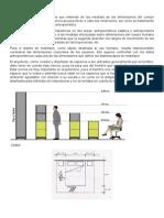 La Antropometria y Ergonometria (1)