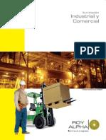 Catalogo Lum Industrial y Comercial