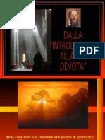 Francesco Di Sales Dalla Filotea - La Vita Devota