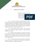 Projeto de Lei ICMS Maranhão