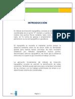 Informe Final Detriseccion Topografica