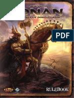 Age of Conan - Rulebook