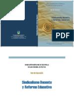 Chile 2000. La Negociación Mineduc - Colegio de Profesores