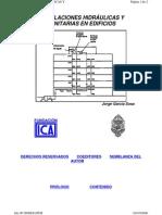 Instalaciones Hidraulicas y Sanitarias en Edificios