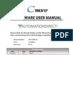 manual c-more