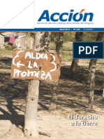 REVISTA ACCION - ABRIL 2012 - N 323 - PORTALGUARANI