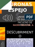 NEURONAS ESPEJO.pptx