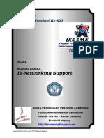 Soal LKS IT Networking Support 2013