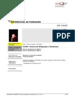 522064 Técnico a de Refrigeração e Climatização ReferencialEFA