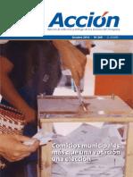 REVISTA ACCION - OCTUBRE 2010 - N 309 - PORTALGUARANI