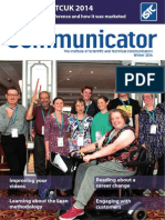 Video For Technical Communicators, Communicator Winter 2014