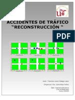 Accidentes de Trafico Reconstruccion
