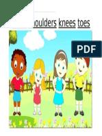 Head Shoulders Knees Toes