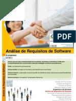 Analise de Requisito de Software