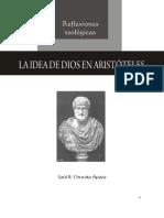 ENSAYO Aristoteles y Dios