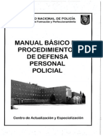 Police Procedimoentos Basics of Self Defense manual.pdf