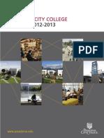 PCC Catalog 2012-2013