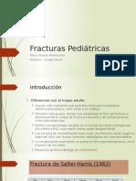 Fracturas Pediátricas