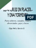 Olga Nelly Garcia - EL Amor Es Un Placer... y Una Tormenta