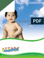 Proyecto Desnutrición Cero