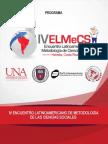 Programa IV ELMeCS