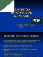 Curs 4-Protectia Bonturilor Dentare