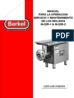 Manual d usuario Molino M-22 R1 & R2.ppt