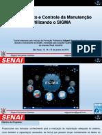 Planejamento e Controle Da Manutenção SIGMA