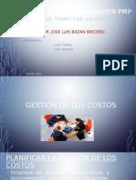 Examen PMP Costos