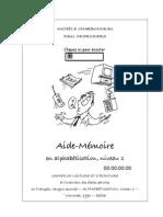 AideMemoire Alpha Audio[1]
