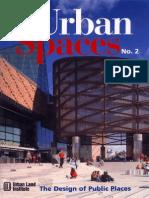 Urban Spaces Vol 2; The Design of Public Space, John Morris Dixon, ULI & Watson-Guptill Publications, 2001_dg2005