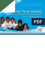 Plan Nacional Salud